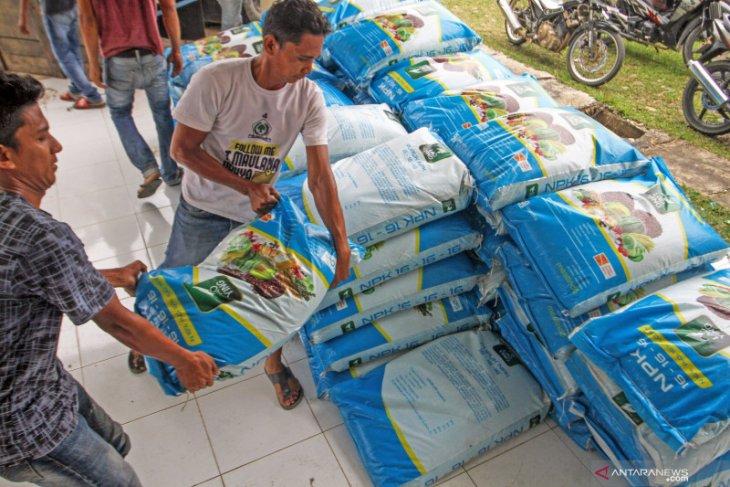 Petani Aceh Utara kesulitan peroleh pupuk bersubsidi