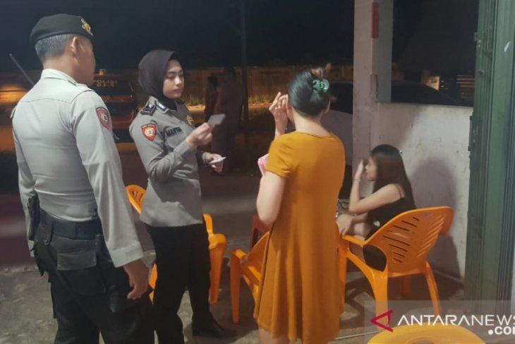 Razia cipta kondisi Polres Singkawang, 27 orang ditangkap