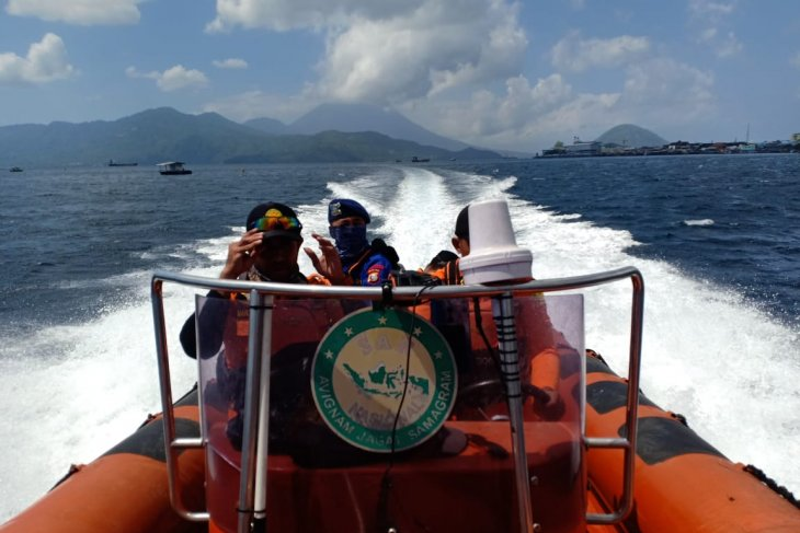 Basarnas cari longboat tenggelam di perairan Halmahera Barat