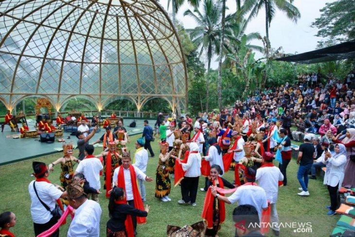 Festival Lembah Ijen Banyuwangi pikat wisatawan