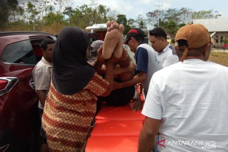 Speed boat terbalik, seorang tewas-32 lainnya  selamat