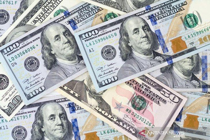 Dolar menguat setelah Fed pangkas suku bunga