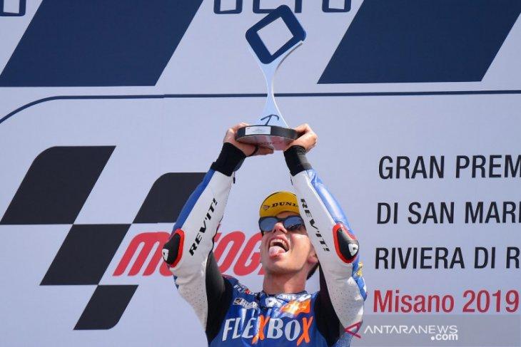 Fernandez menang dramatis di Misano