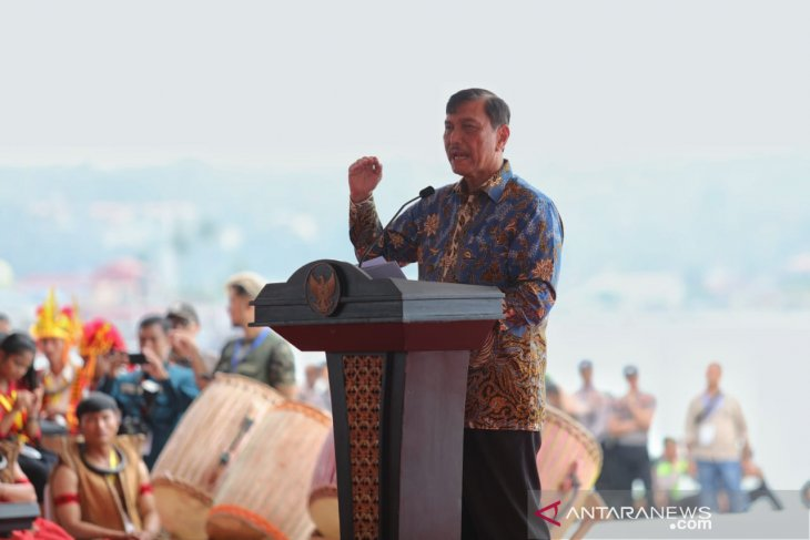 Nias infrastructure to be improved to boost tourism: Panjaitan