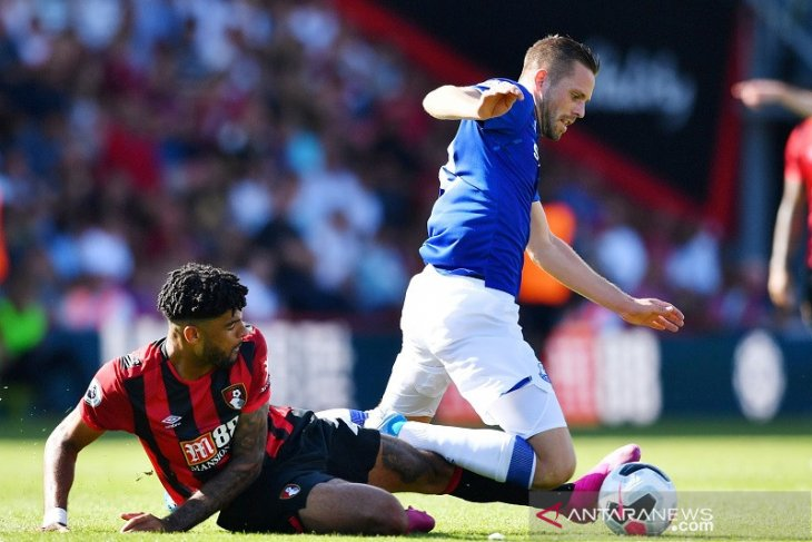 Everton Ditaklukan Bournemouth