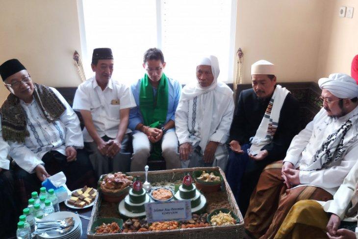 Sandiaga Uno dorong penguatan ekonomi  syariah