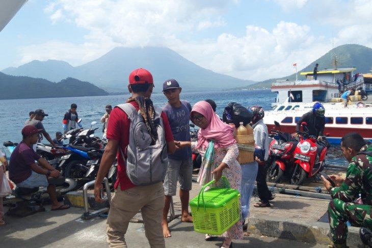 BMKG :  gelombang tinggi bahayakan aktivitas pelayaran di Malut