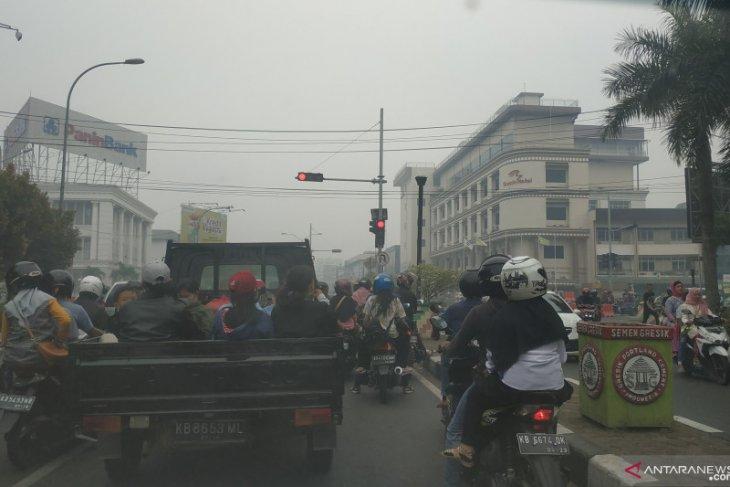 Diknasbud Kota Pontianak perpanjang libur sekolah dampak Karhutla