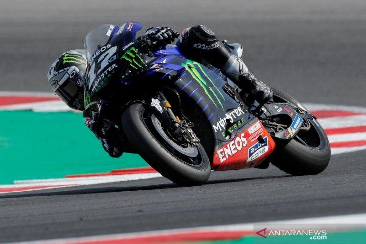 "Kendala ""grip"" hambat Vinales di GP San Marino"