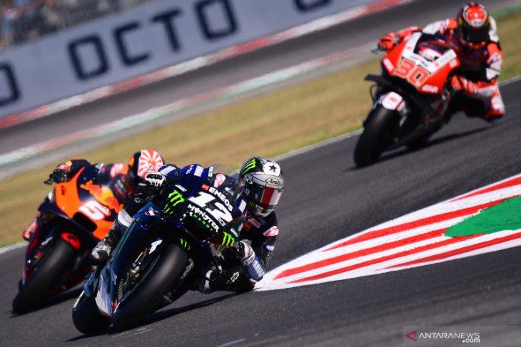 Statistik dan fakta jelang MotoGP San Marino