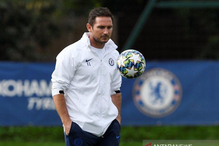 Lampard komentari undian Chelsea hadapi MU di Piala Carabao