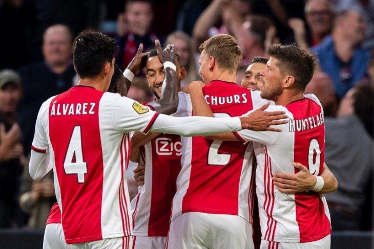 Hasil Liga Belanda, Ajax berhasil dongkel Vitesse dari puncak dibantu PSV