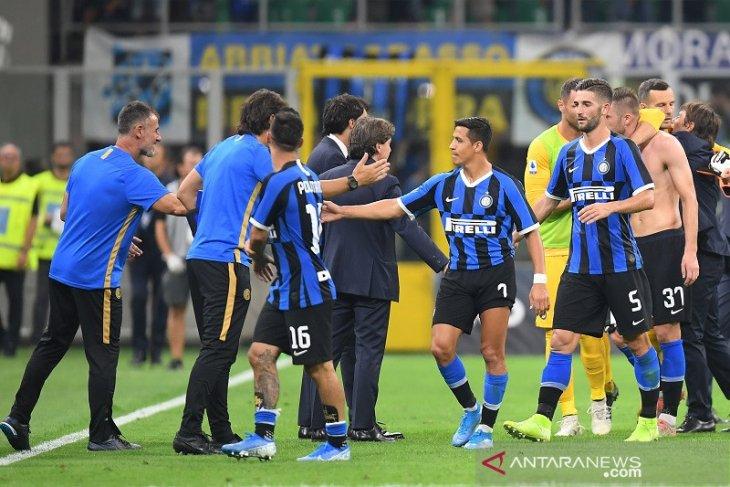 Klasemen Liga Italia, Inter geser Juventus di puncak