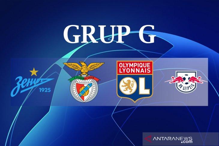 Grup G Liga Champions sulit diprediksi