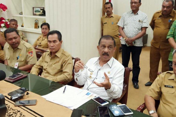 Wali Kota Ambon imbau warga tidak terpancing isu ikan mati