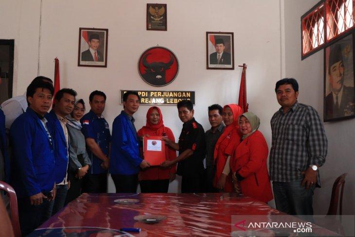 Tiga pendaftar ambil formulir calon kepala daerah di Rejang Lebong