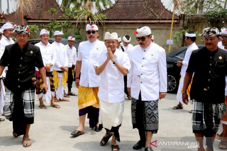 Gubernur tak main-main lindungi budaya Bali