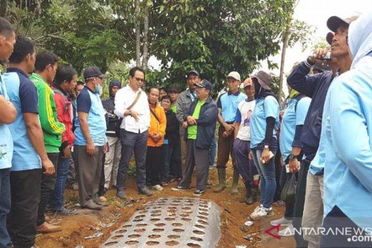 Distan Kalbar ajak petani Bengkayang terapkan sistem pertanian ramah lingkungan