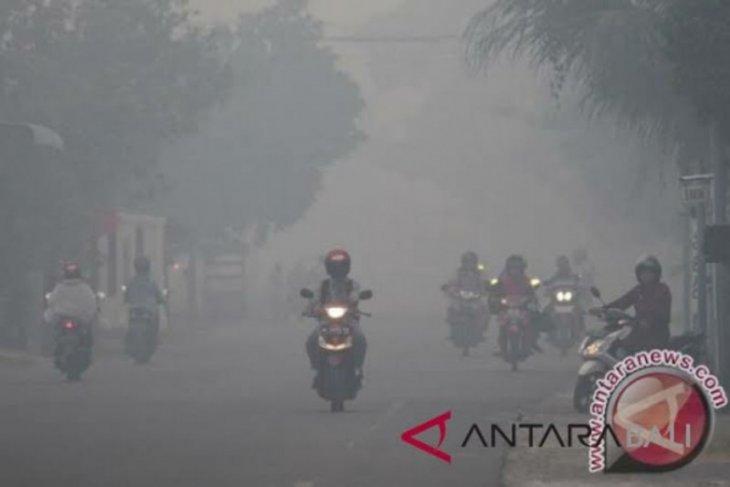 BMKG:  Kabut selimuti Aceh bukan asal karhutla di Riau