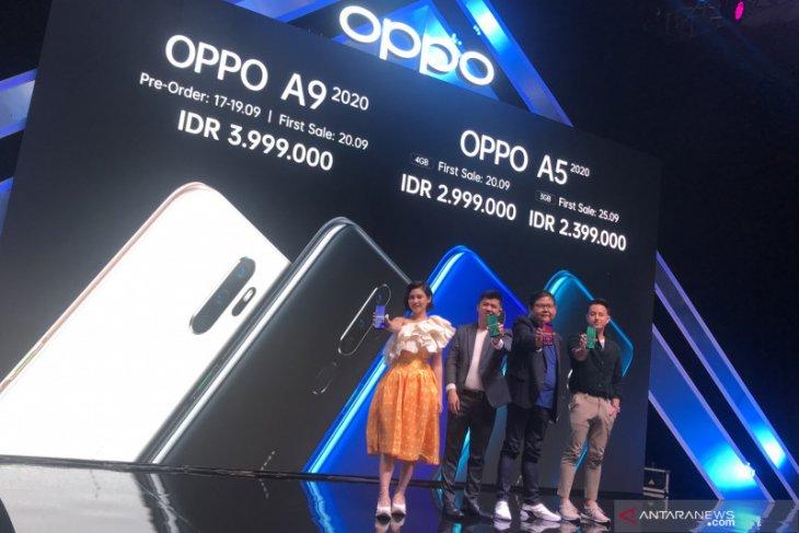 Oppo resmi luncurkan A9 2020 dengan Snapdragon  655