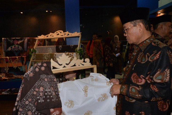Pameran kain Nusantara diharapkan mampu dorong ekonomi kreatif