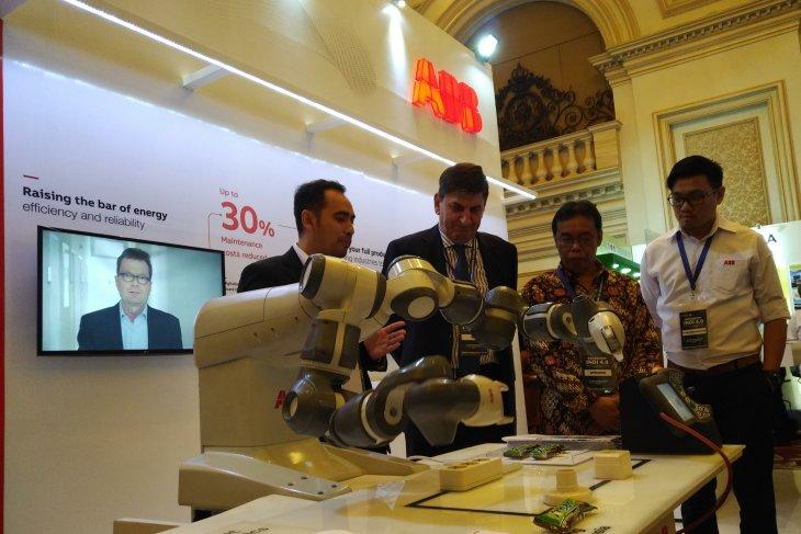 Naik, tren penggunaan teknologi robot pada industri di Indonesia