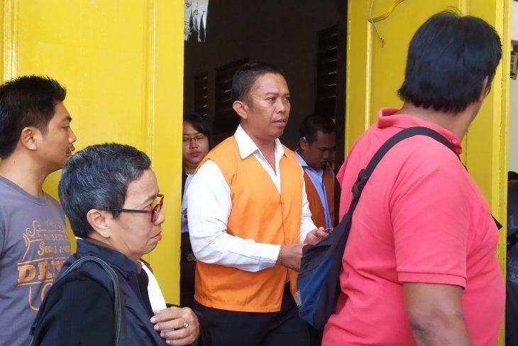 Seorang polisi jalani sidang perdana di PN Denpasar