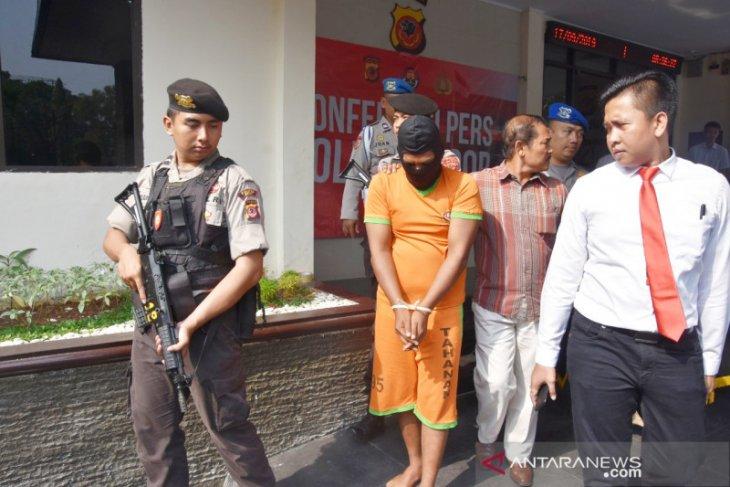 Pembunuh sepasang lansia di Bogor akhirnya terungkap