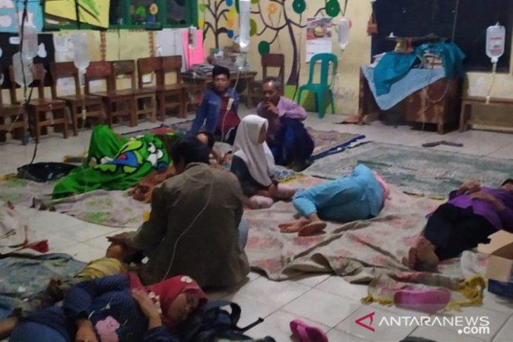 Tiga kasus keracunan massal terjadi dalam sepekan di Sukabumi