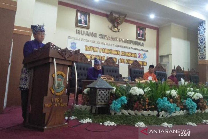 Pemkot Pangkalpinang prioritaskan tujuh program pembangunan