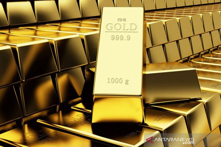 Harga emas Antam melonjak jadi Rp30.000 per gram