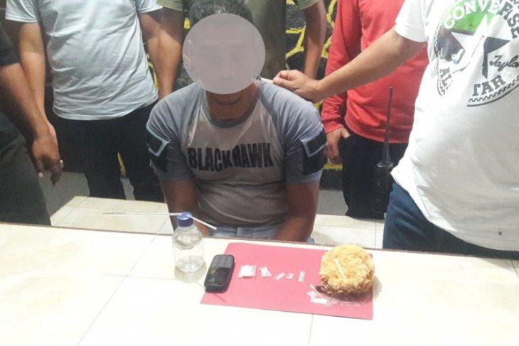 Pengedar narkoba dibekuk polisi Aceh Timur