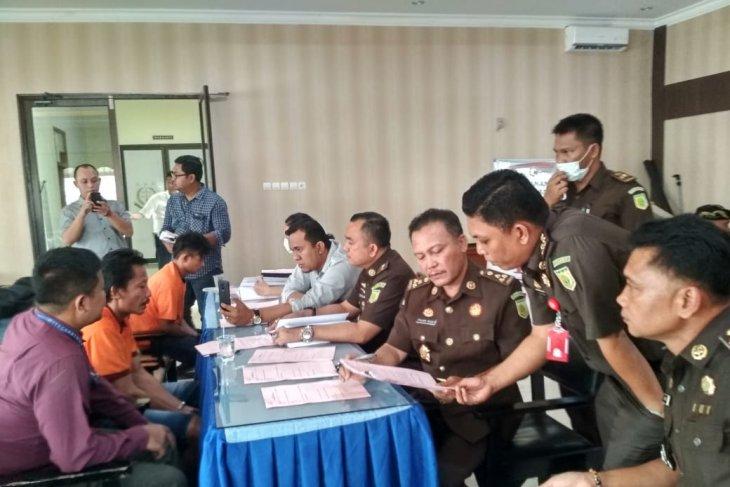 Polda Jambi limpahkan 16 tersangka kasus SMB ke Kejati