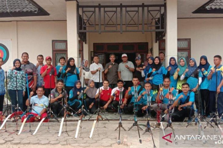 19 pemanah Jambi berjuang di prakualifikasi PON 2020