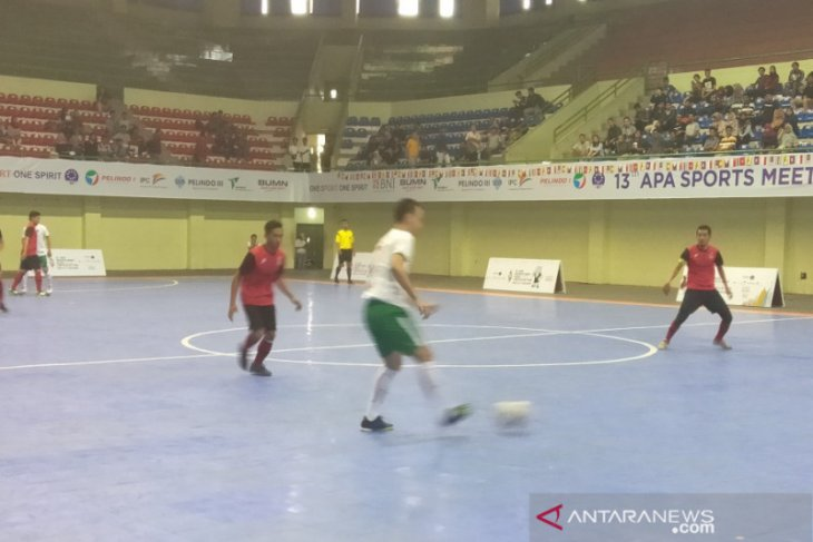 Indonesia gunduli Malaysia 10-0 di ajang APA Sports Meet