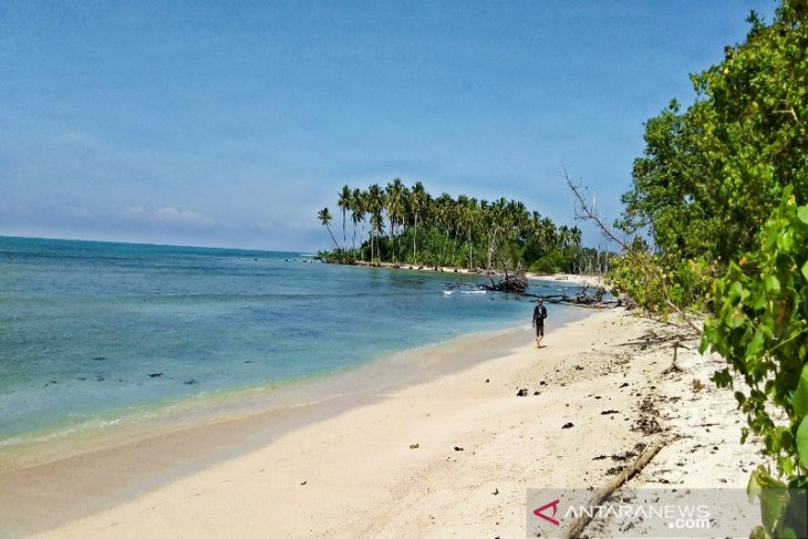 Pulau Tamang Madina pesona wisata yang menjanjikan