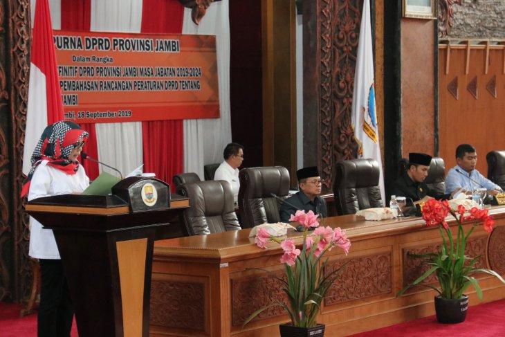 DPRD gelar paripurna pengajuan nama pimpinan defenitif