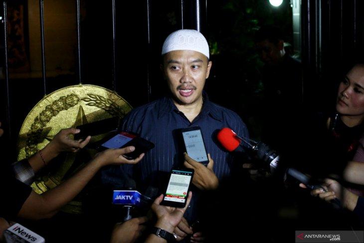 Imam Nahrawi - Ditetapkan tersangka korupsi, Menpora akan lapor pada Jokowi
