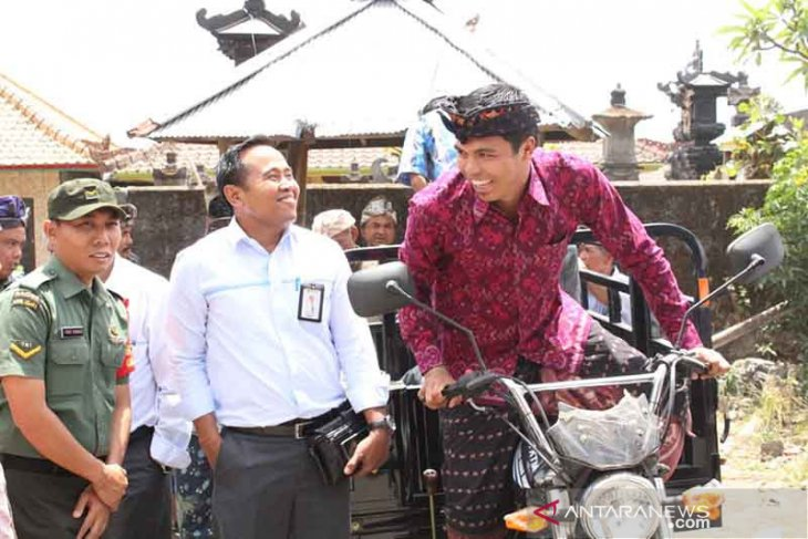 Lagi, PLN bantu desa ciptakan lingkungan bersih di Bangli