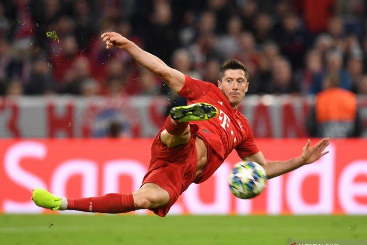 Hancurkan Red Star, Bayern puncaki klasemen Grup B Liga Champions