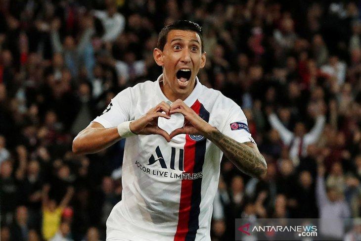 Liga Champions - PSG bungkam Real Madrid 3-0