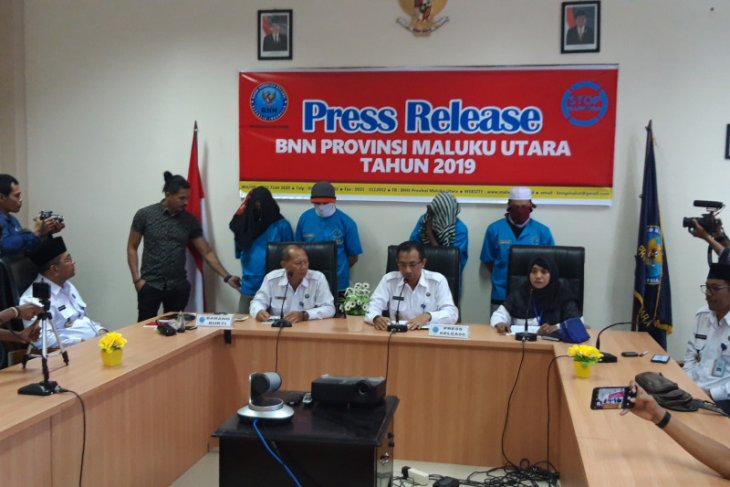 BNNP Malut kembangkan penanganan kasus narkoba di Lapas