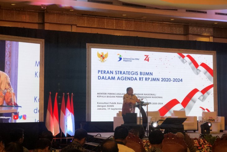 Indonesian govt outlines three scenarios of economic growth projection