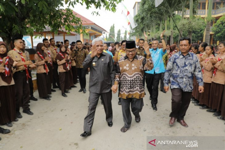 Plt Bupati Asahan ajak pelajar jadi pelopor keselamatan berlalu lintas