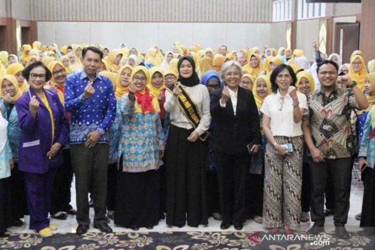 Yane Ardian Bima Arya kuliahi ratusan Guru PAUD Bogor