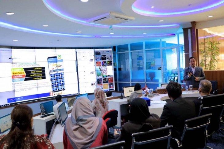 Delegasi Jabatan Penerangan Malaysia  studi banding TLR Kota Tangerang