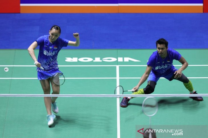Enam wakil Indonesia  ke perempat final China Open 2019