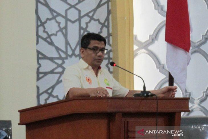 Sidang pembentukan fraksi DPRK Banda Aceh berjalan  alot