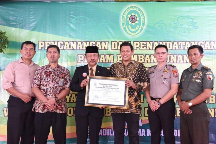 Wali Kota Kediri dukung pencanangan zona integritas Pengadilan Agamai
