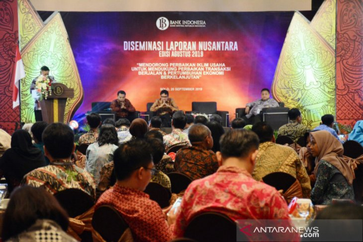 BI sebut tantangan Indonesia masih terkait ekonomi  global